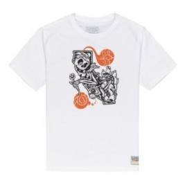 ELEMENT Men's Timber Altered State Optic White Tee Shirt