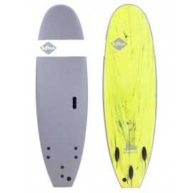 Surf Softech Roller 6'6 Grey