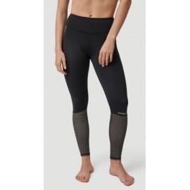 Legging Lycra Femme O'NEILL Anglet Surf Black Yellow