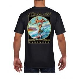 Men's Tee Shirt RIETVELD Extra Streingth Black
