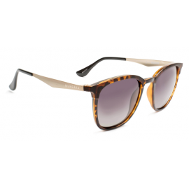 Mundaka Bianka Black Brown Tort Polarized Sunglasse