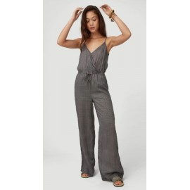 O'NEILL Mix And Match Black With Yellow Women's Jumpsuit