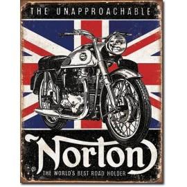 Plaque Norton
