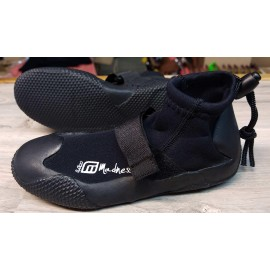 Madness Reef Boots 1.5 mm Round Toe Junior Noir