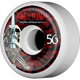 Powell Peralta Rodriguez Skull & Sword PF 56mm 103A Skateboard Wheels