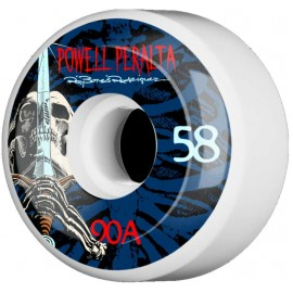 Roues Powell Peralta Ray Rodriguez Skull and Sword 58mm 90A
