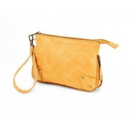 Pochette Volcom Made Famous Clutch Spice Gold