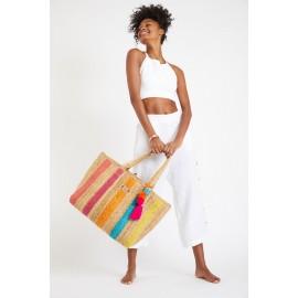 BANANA MOON Abano Justiana Orange Beach Bag