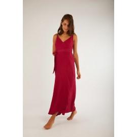 BANANA MOON Mirsey Hawston Cassis Dress