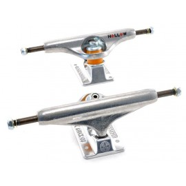 Paire de Trucks Independent 139mm Forged Hollow Silver