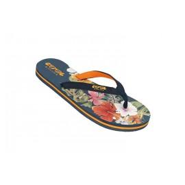 Cool Shoe Clark Flower Flip Flops