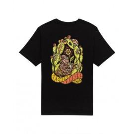 Tee Shirt Junior ELEMENT Timber! Pick Your Poison Flint Black