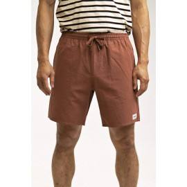 RHYTHM Box Jam Oxblood Men's Shorts