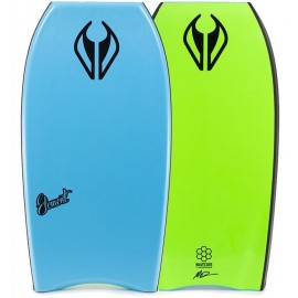 "Bodyboard NMD Element PE HD 40"" Aqua Fluro Green"