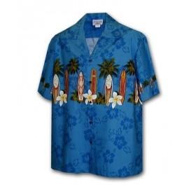 Pacific Légend Alaia Turquoise Shirt