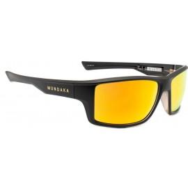 Mundaka Foil Matte Black Polarized Sunglasse
