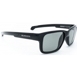 Mundaka Drakar Shiny Black Polarized Sunglasse