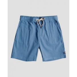 Junior Boardshort BILLABONG Layback Solid Carolina Blue