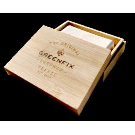 GreenFix Bamboo Surf Wax Box