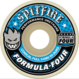 Roues Spitfire Formula Four Conical Full 54mm 99A
