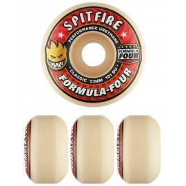 Spitfire Wheels Formula Four Conical Full 53mm 101A
