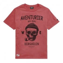 Tee Shirt Child Stered Adventurer Of The Seas brick