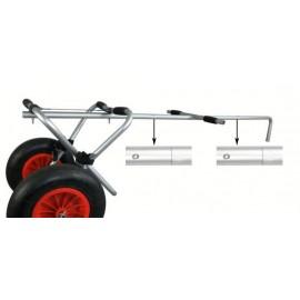 Windsurf Surf SUP trolley with Drawbar