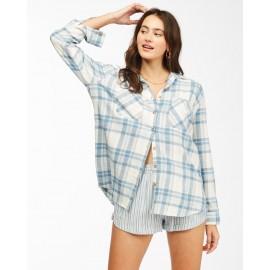 BILLABONG East Light River Women's Long Sleeve Shirt