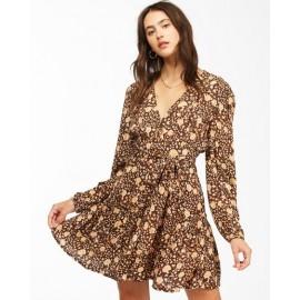 Dress BILLABONG Golden Glow Black
