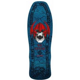 "Powell Peralta Welinder Skull Blue 9.625"" Skateboard Deck"