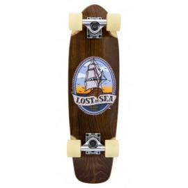 """Skate Cruiser D Street Lost at The Sea 26.0"""""""