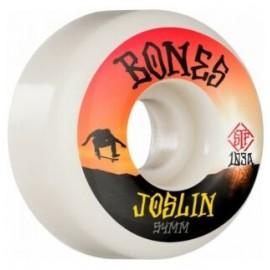 Bones STF Joslin Sunset 54mm 103A Skateboard Wheels
