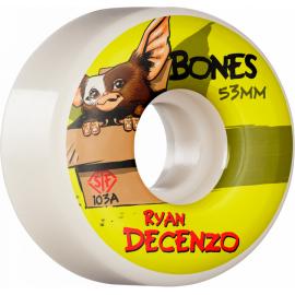 Bones STF Decenzo Gizzmo 53mm 103A Skateboard Wheels
