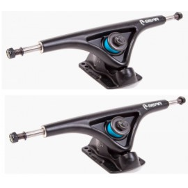 Set of Two Trucks Bear Grizzly 181mm Black