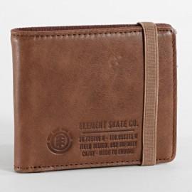 ELEMENT Endure L. II Brown Wallet
