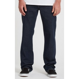 Pantalon Jean Homme Volcom Solver Grey Indigo Rinse