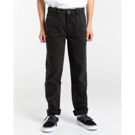 Junior Trousers BILLABONG Chino Black