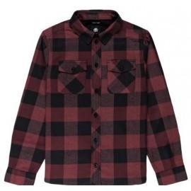 Junior Shirt ELEMENT Tacoma 2 Vint Red Heather