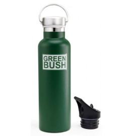 Green Greenbush Standart Isothermal Bottle