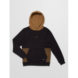 VOLCOM Forzee Black Combo Junior Sweatshirt