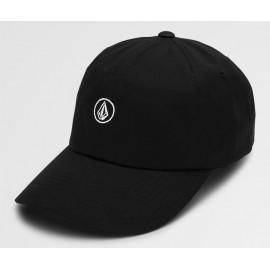 Volcom Circle Stone Dad Black Women's Cap