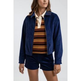 RHYTHM Members Only Corduroy Navy Women's Jacket