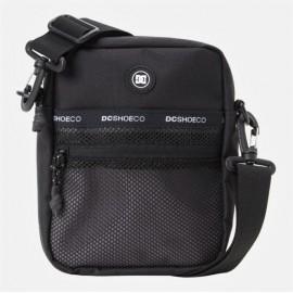Small DC Starcher Black Shoulder Bag