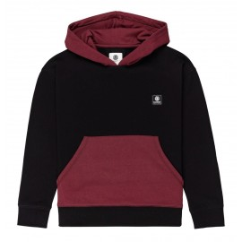 Junior Element Leon Flint Black Sweatshirt