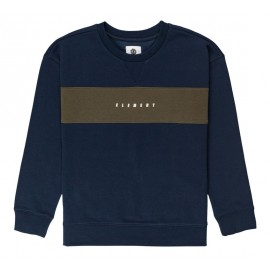 Junior Element Sweatshirt Sergio Eclipse Navy