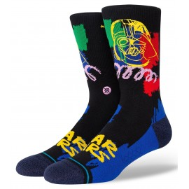 STANCE Buffed Vader Black Socks