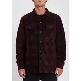 Volcom Bowered Port Fleece Overshirt