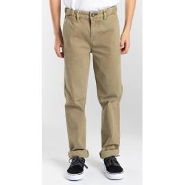 Billabong Chino Gravel Junior Trousers