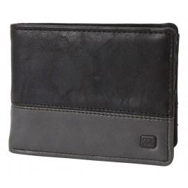 Billabong Dimension Black Char Wallet