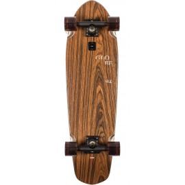 "Skate Cruiser Globe Big Blazer 32"" Rosewood Cowprint"